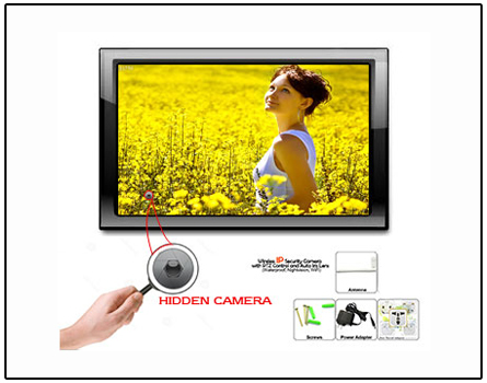 Spy camera| hidden camera | buy spy camera | Spy Photo Frame Camera ...